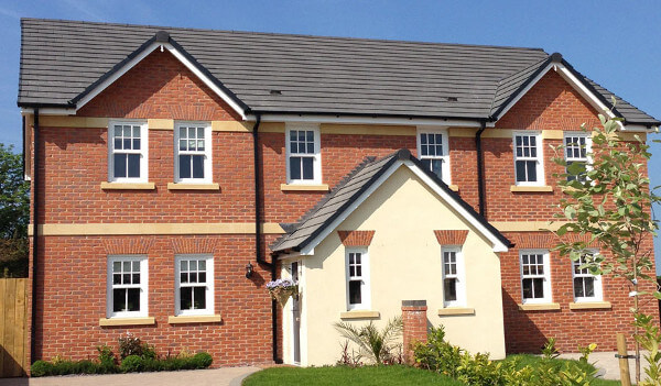 Kingswood Homes development - The Willows
