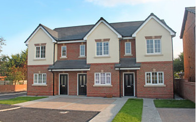 kingswood homes new build house
