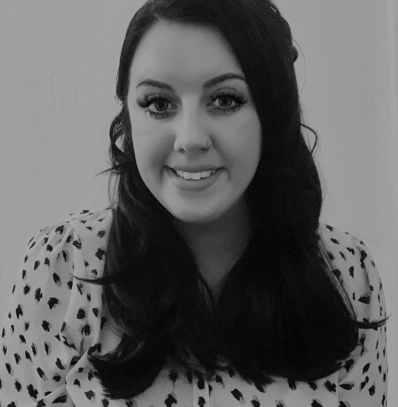 Amy Hughes Sales Co-ordinator