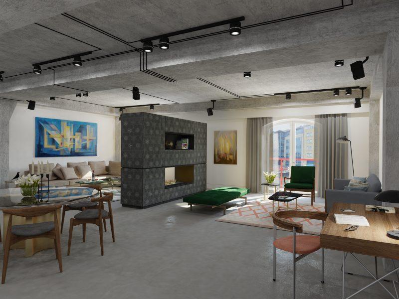 CLPD apartment